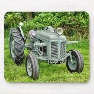 A Vintage Ferguson Tractor Mouse Pad