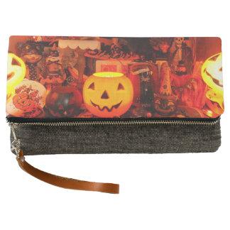 A Vintage Halloween Clutch