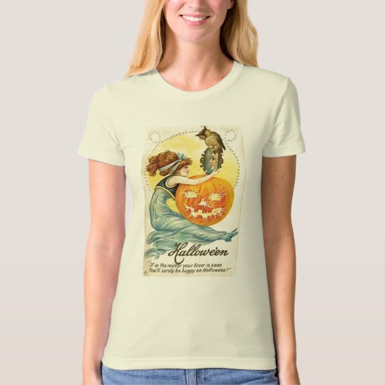 A Vintage Holiday *Happy Halloween* T-Shirt