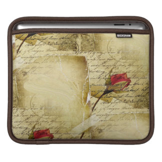 A Vintage Love Letter Sleeve For iPads