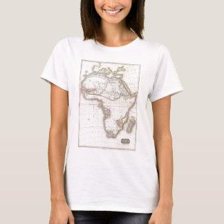A Vintage Pinkerton Map of Africa T-Shirt