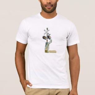 Railroad Crossing Signal T-Shirts - T-Shirt Design