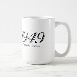 A Vintage year 1949 mug