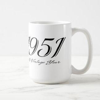 A Vintage Year 1951 Mug
