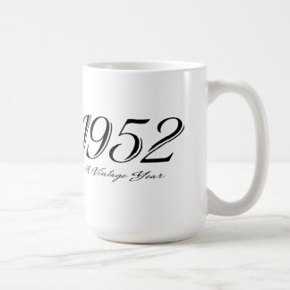 A Vintage year 1952 mug