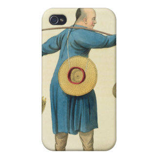 A Viper Seller, plate 46 from 'The Costume of Chin iPhone 4/4S Cases