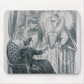A Vision, 1868 Mouse Pad