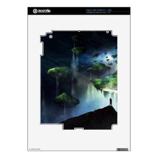 A Vision Of Purgatory Skin For iPad 2