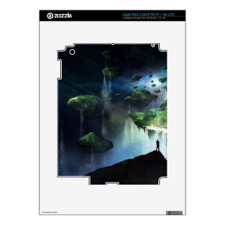 A Vision Of Purgatory Skin For iPad 3