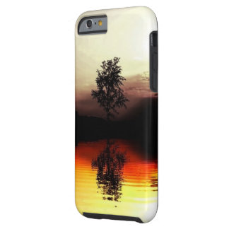 A vision of warmth if you just look tough iPhone 6 case