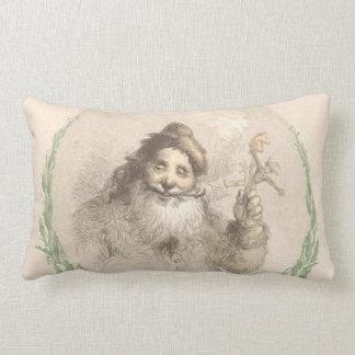 A Visit from Saint Nicholas Lumbar Pillow