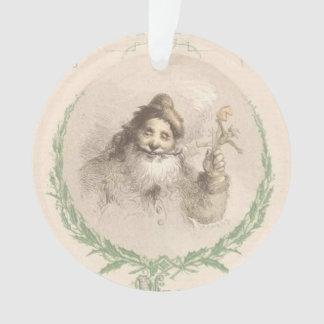 A Visit from Saint Nicholas Ornament