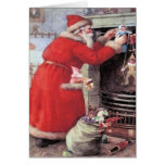 A Visit from St. Nicholas Greeting Cards