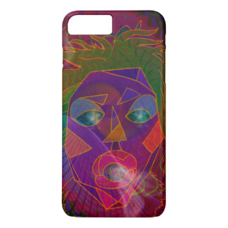 A Visit From The Shaman iPhone 7 Plus Case