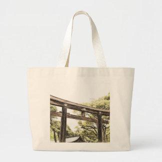 A Visit to Japan Tote Bag