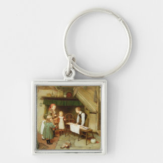 A Visit to the Sweet Shop Keychain