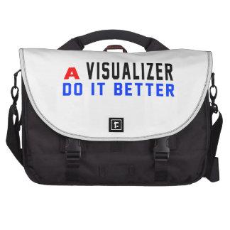 A Visualizer Do It Better Commuter Bag