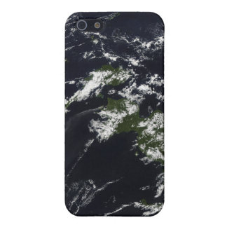 A volcanic plume from the Rabaul caldera Case For iPhone SE/5/5s