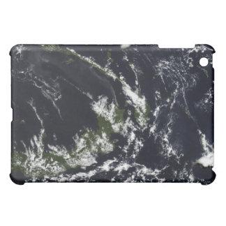 A volcanic plume from the Rabaul caldera iPad Mini Cases