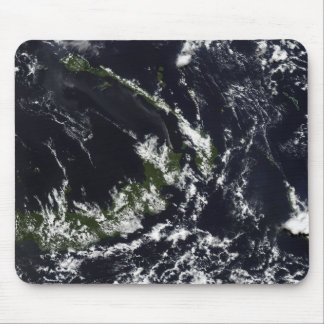 A volcanic plume from the Rabaul caldera Mouse Pad