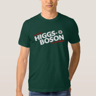A Vote For Higgs-Boson Is A Vote For God! Shirt