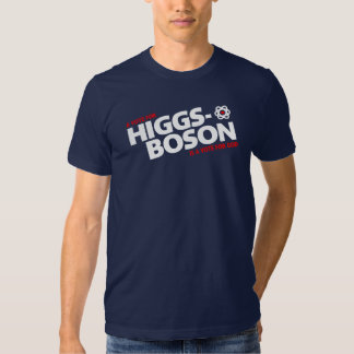 A Vote For Higgs-Boson Is A Vote For God! Tee Shirt
