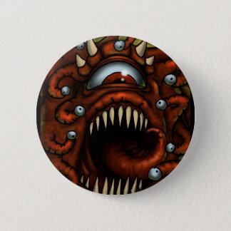 À vous de jouer! Macaron4 Pinback Button