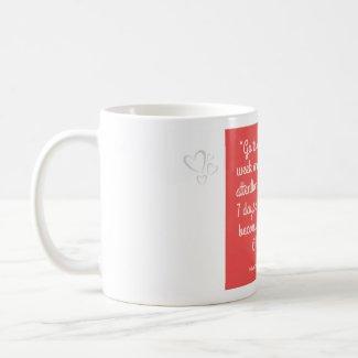 A.W. Tozer Worship Quote Coffee Mug