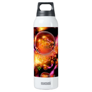 A Wacky Inter-Dimensional Nursery 16 Oz Insulated SIGG Thermos Water Bottle
