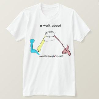 a walk about T-Shirt