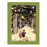 christmas magic, christmas, a walk down memory