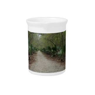 A walk in Nature Drink Pitcher