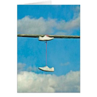 A Walk in the Clouds Card