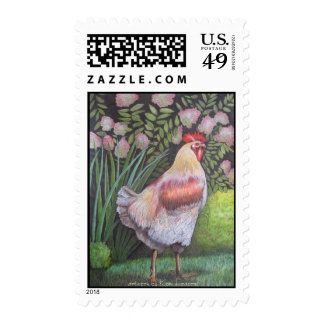 A Walk in the Garden POSTAGE STAMPS