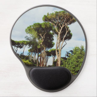 A walk in the park gel mouse pad