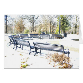 A WALK IN THE PARK GREETING CARDS