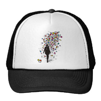 A Walk in the Park Mesh Hats