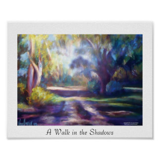 A Walk in the Shadows Poster