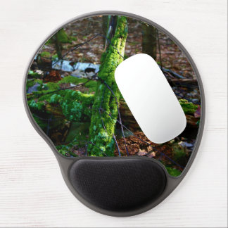 A Walk In The Woods Gel Mouse Pad