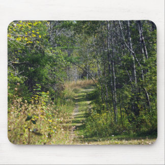 A Walk In The Woods Mousepad