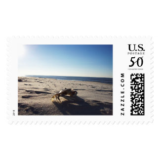 A Walk on the Beach Postage