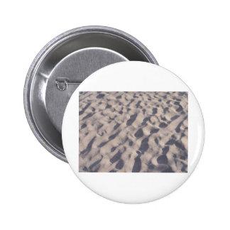 A Walk on the Beach Sand Design 2 Inch Round Button
