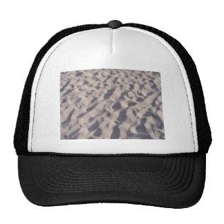 A Walk on the Beach Sand Design Trucker Hat