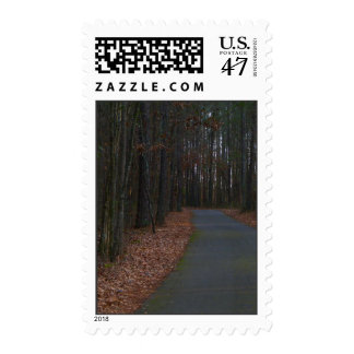 A Walk through the park Postage