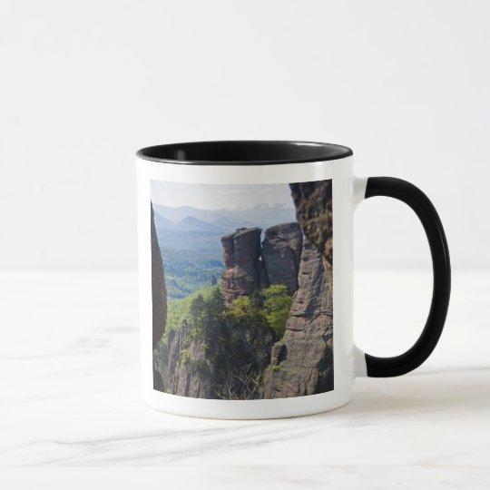 A walk throught Belogradchik Castle Ruins Mug