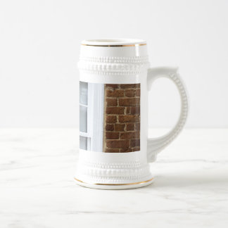 A Wall And A Window Beer Stein