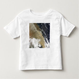 A wall of dust stretched from northern Queensla T-shirt