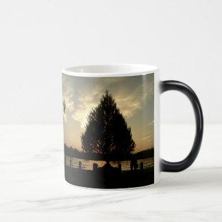 A warm Christmas Magic Mug