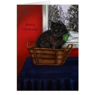A Warm Snowy Christmas Cards