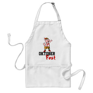 A warm welcome to  the  Oktoberfest Apron